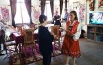 Майстор Цвети Терзиева участва в Изложение на занаяти в Долината на розите