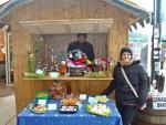 Домашни вкусотии на Кулинарния Коледен базар от майстор Цвети Терзиева