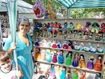 Майстор Цвети Терзиева отново на Панаира на киселото мляко в Разград