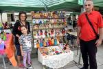 Цвети Терзиева на Панаира на киселото мляко и Фестивала на народните традиции и занаяти