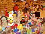 Цвети Терзиева отново в МОЛ Варна на Арт базар