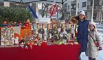 Майстор инж. Цвети Терзиева на Коледно - новогодишен базар в Исперих
