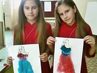 Цвети Терзиева преподава в АРТ работилничка в Разград