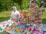 """Цвети Терзиева на """"Жива вода"""" в Аязмото до Каран Върбовка"""