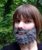 С брада и мустаци