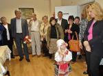 """Цвети Терзиева – Председател на жури на изложба """"Сръчни ръце"""""""