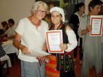 Майстор Цвети Терзиева с награда от Майсторската надпревара в ЕМО Етър
