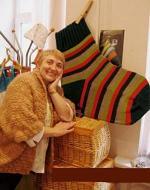 Големият чорап на Марина Вороновская