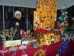 Грейнаха светлините на коледната елха в Исперих с Цвети Терзиева
