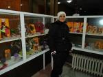 """Първа изложба в Исперих на майстор Цвети Терзиева - """"Ангели в нощта"""""""