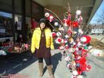 Изложба и работилница на мартеници в Общински културен център Разград