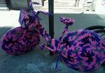 Плетен велосипед