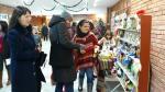 Коледна изложба на майстор инж. Цвети Терзиева в Горна Оряховица