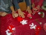 Центърът за работа с деца на улицата твори с майстор инж. Цвети Терзиева