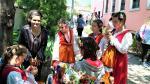 Капански китки на майстор Цвети Терзиева красиха Празника на розата в Карлово