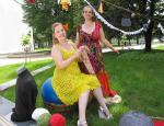 Отново Световен ден на плетенето в Разград с Цвети Терзиева