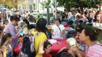 Първи Детски панаир в Разград с майстор инж. Цвети Терзиева