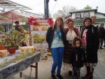 Майстор Цвети Терзиева на Великденски благотворителен базар