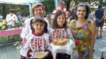 Майстор инж. Цвети Терзиева на Карвинг фестивал Лясковец