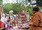 """Цвети Терзиева на Международния фолклорен фестивал """"Божурите"""""""
