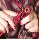 Лечение с Плетене на две куки
