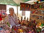Цвети Терзиева на Панаира на киселото мляко и Фестивала на народните традиции и художествените занаяти